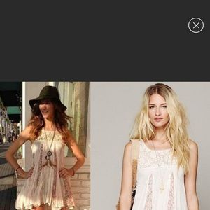 Free People One Annabella Swing Day Dress